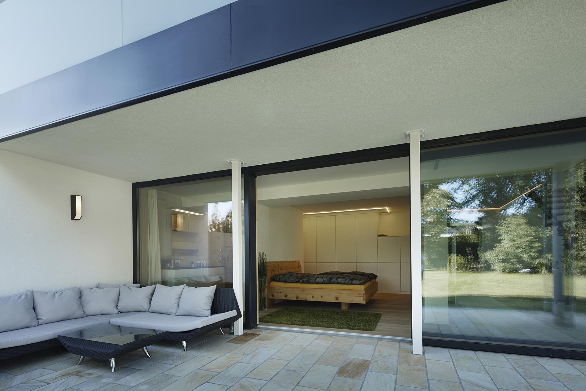 Beeindruckend Fassade Haus Sammlung Von Glasfassade W